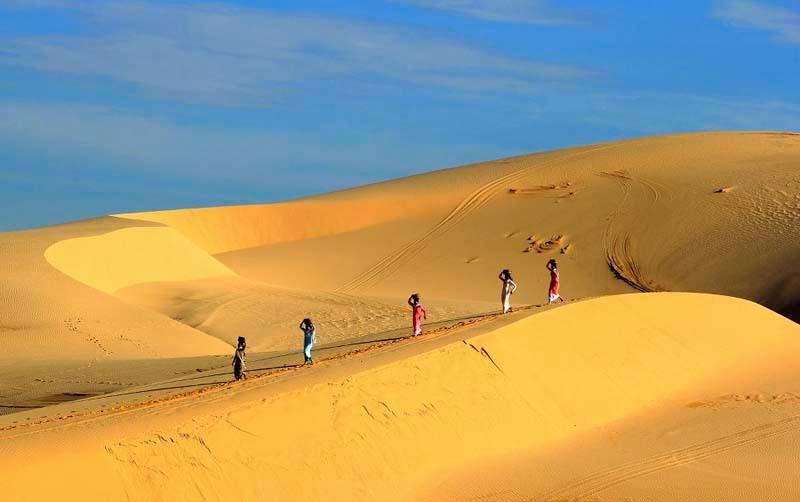 Địa điểm du lịch: Mũi Né - Phan Thiết